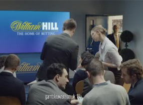 William Hill Football Offers / Peter Lydon